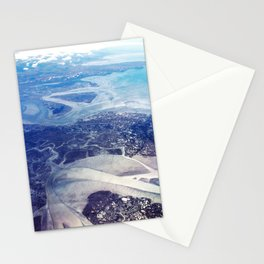 Overlook of Land and Sea Stationery Cards