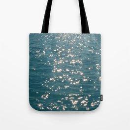 More Diamond sea Tote Bag