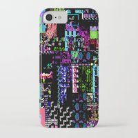 castlevania iPhone & iPod Cases featuring Glitchy by ChadXilla