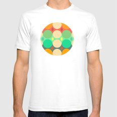 Sorbetlicious Mens Fitted Tee White SMALL
