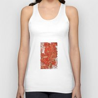 wood Tank Tops featuring - wood - by Magdalla Del Fresto