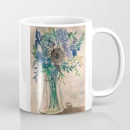 Sueños en Azul Coffee Mug