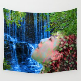 Fountain of Youth Wall Tapestry
