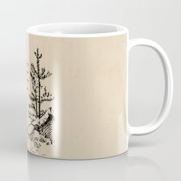 John Muir - The clearest way into the universe is through a forest wilderness Coffee Mug