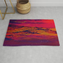 Time Wind Rug