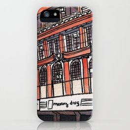 Philippines : Calvo Building iPhone Case