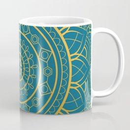 Golden Mandala I Coffee Mug