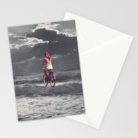 WAVE RIDER Stationery Cards