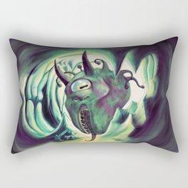 Pterois, Eye Tyrant Rectangular Pillow