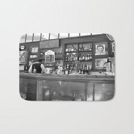 Bar in Old Havana, Cuba Bath Mat