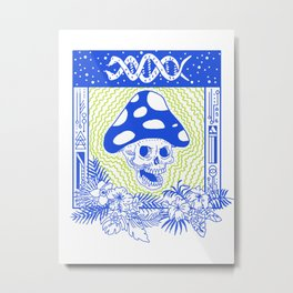 Toad of Dawn Metal Print