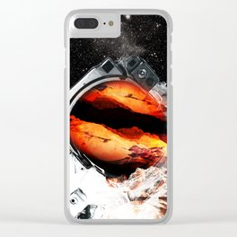 Mars Odyssey 2016 Clear iPhone Case