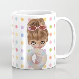 SUMMER BLYTHE DOLL BY ERREGIRO Coffee Mug