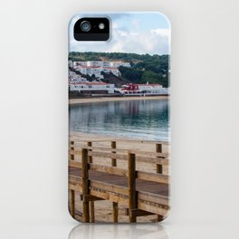 Arenal d'en Castell iPhone Case