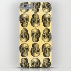 Skulls Pattern II Slim Case iPhone 6 Plus