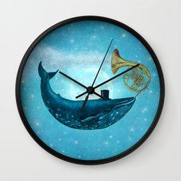 Cloud Maker Wall Clock