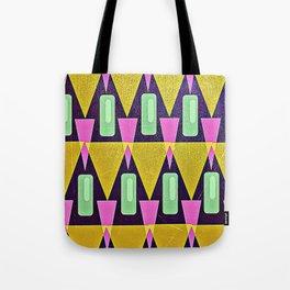 Velas pattern Tote Bag