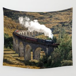 The Hogwarts Express Wall Tapestry