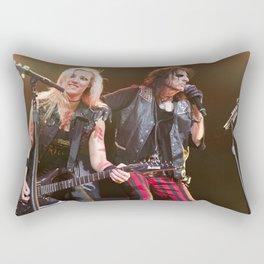 Alice Cooper Rectangular Pillow
