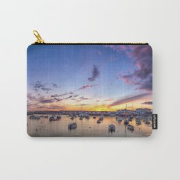 Portrush Harbour,Ireland,Northern Ireland Carry-All Pouch