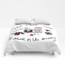 High Fidelity Comforters