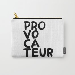 PROVOCATEUR Carry-All Pouch