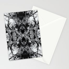 Gnarled Sleep of Forest Giant Stationery Cards