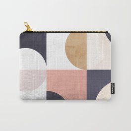 Geometric Moontime 1 Carry-All Pouch