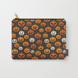 Jack-o-lanterns Carry-All Pouch