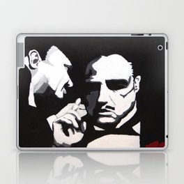 The Godfather - Secrets Laptop & iPad Skin