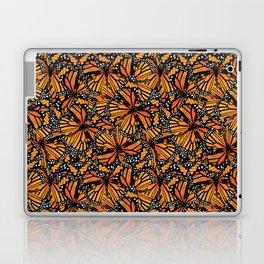 Monarch Butterflies Laptop & iPad Skin