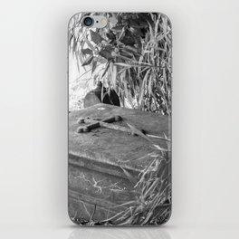 grave iPhone Skin