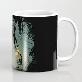 Zombie Shadows Coffee Mug