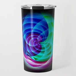 Abstract in perfection Travel Mug