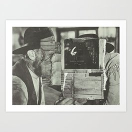 Saloon Art Print