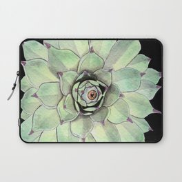 Sempervivum Eye 02 Laptop Sleeve