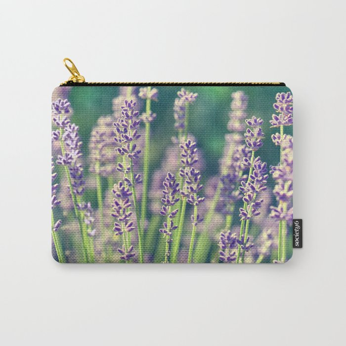 Lavender 136 Carry-All Pouch