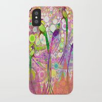 batik iPhone & iPod Cases featuring BATIK BIRDS by AlyZen Moonshadow
