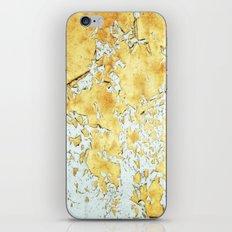 Gold #society6 #decor #buyart iPhone Skin