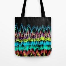 waves2 Tote Bag