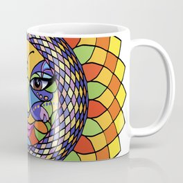 Tuscan Sunshine Girl Coffee Mug