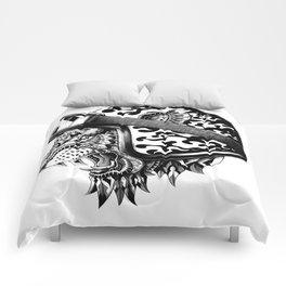 Tiger Helm Comforters