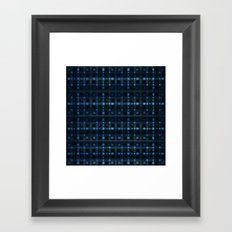 I_Like_Pattern n°7 Framed Art Print