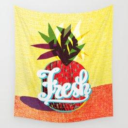 fresh flash Wall Tapestry