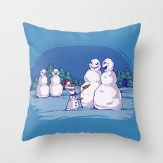 Baby Unicorns for Everyone Throw Pillow