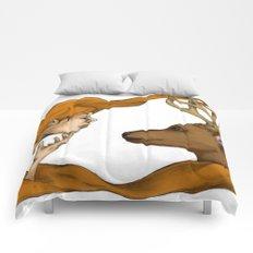 nurture vs nature Comforters
