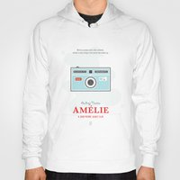 amelie Hoodies featuring Amelie by Smile In The Mind