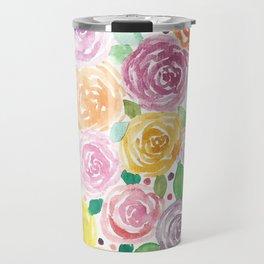 Total Floral Travel Mug