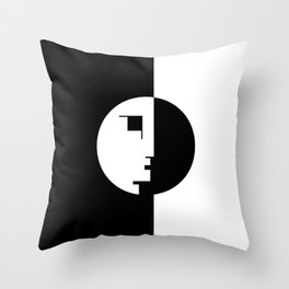 BAUHAUS! Throw Pillow