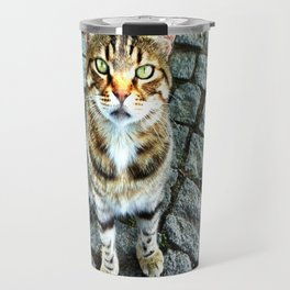 Alley Cat Travel Mug